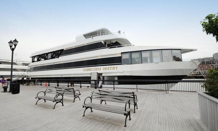 Cornucopia Destiny Luxury Cruise