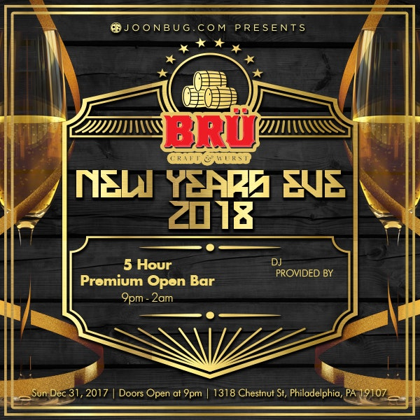 Philly All Access NYE Party Pass