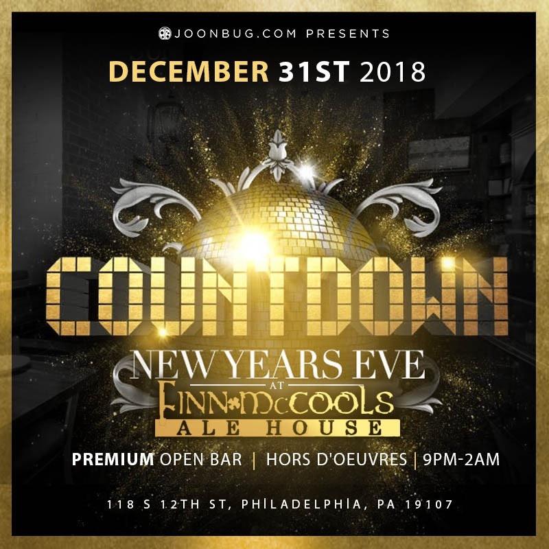 Philadelphia All Access Nye Party Pass Glitter City
