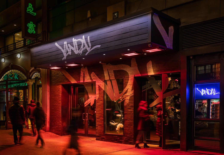 Vandal Lounge