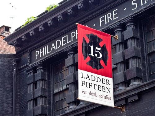 Ladder 15 Philadelphia NYE