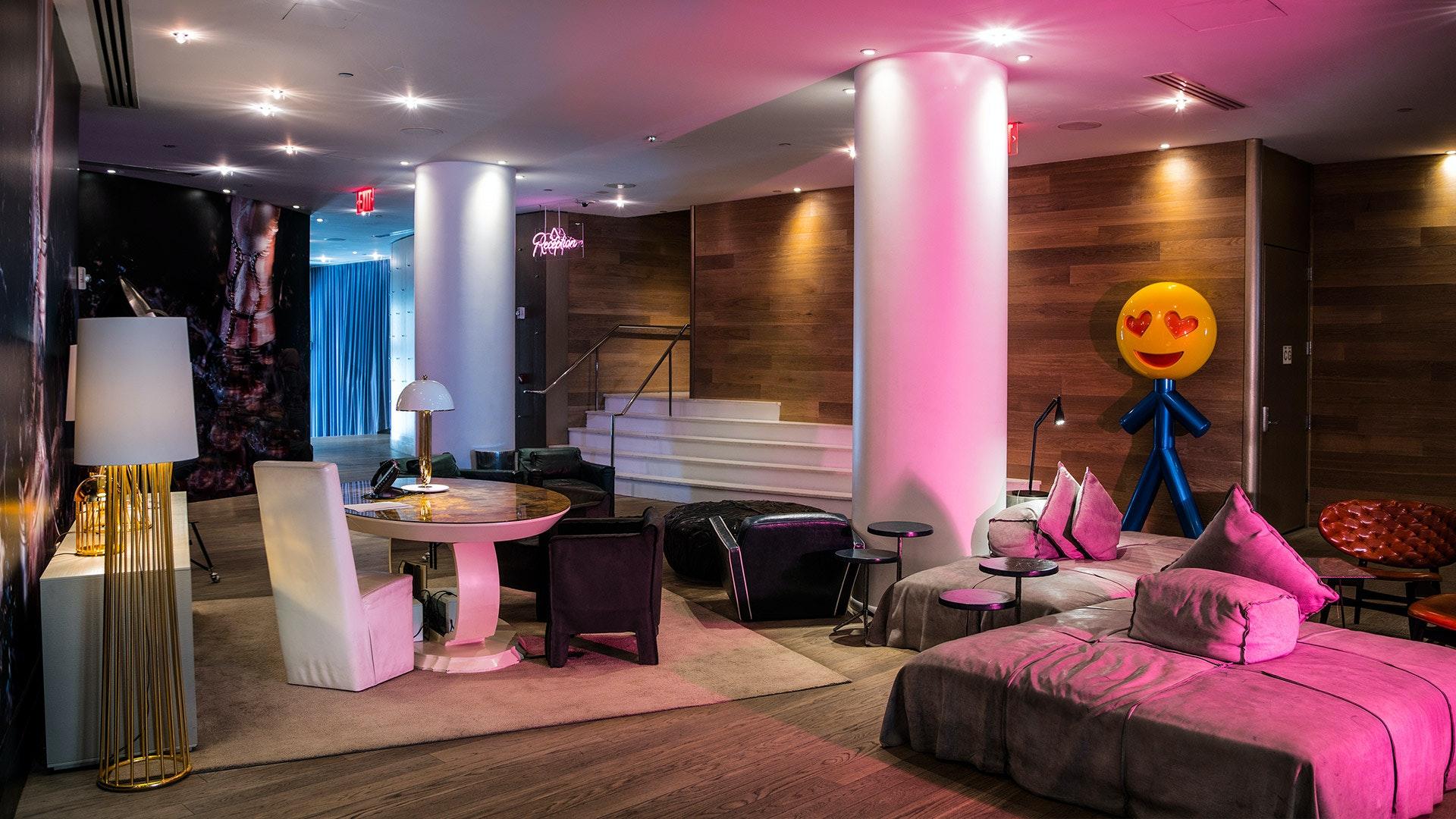Nomo Soho Hotel