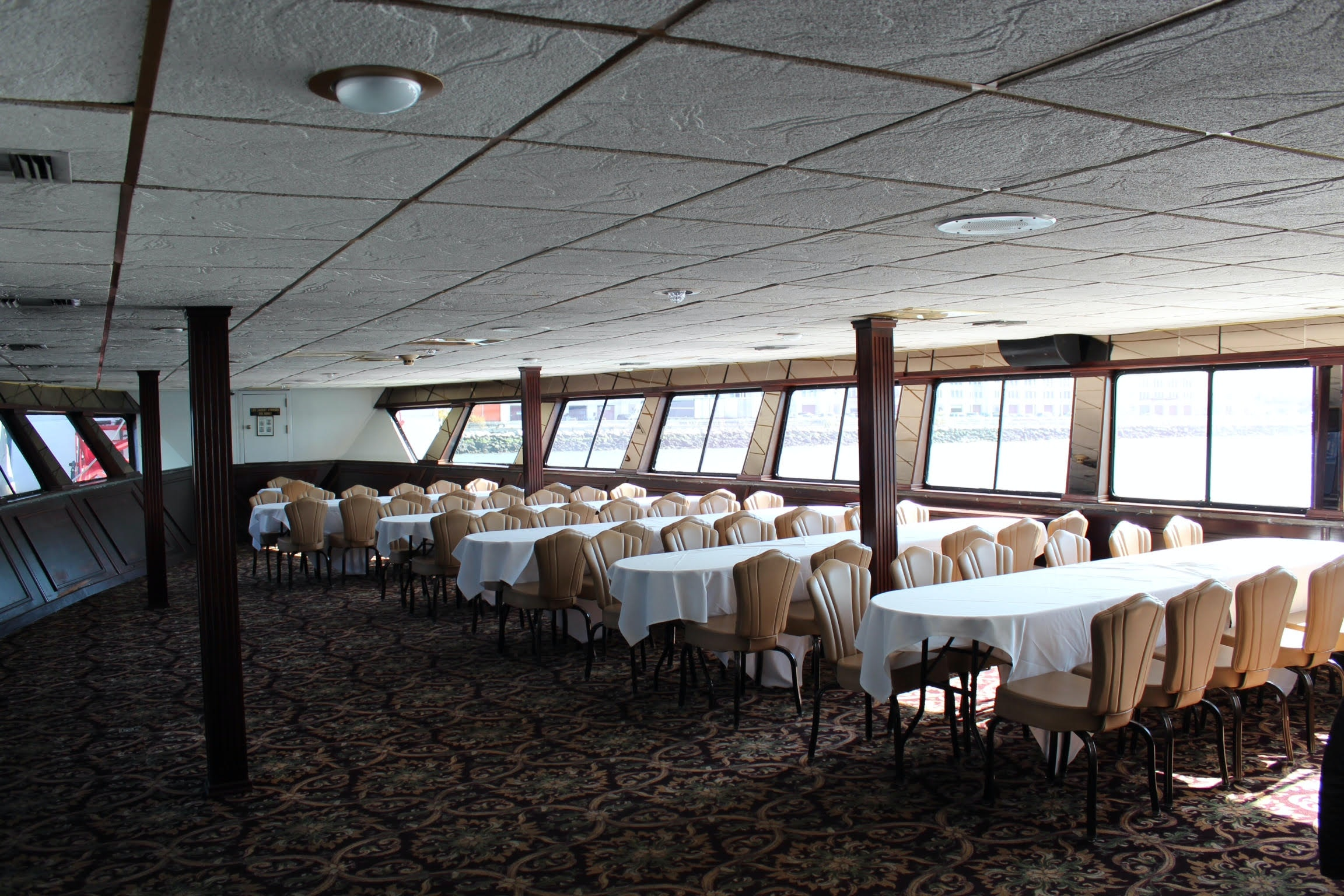 The Nautical Empress Yacht