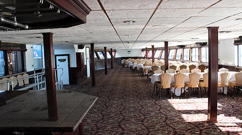 The Nautical Empress Yacht New Years Events