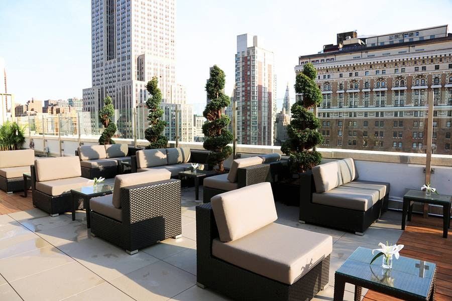 Monarch Rooftop Lounge | New York New Years Parties | Buy ...