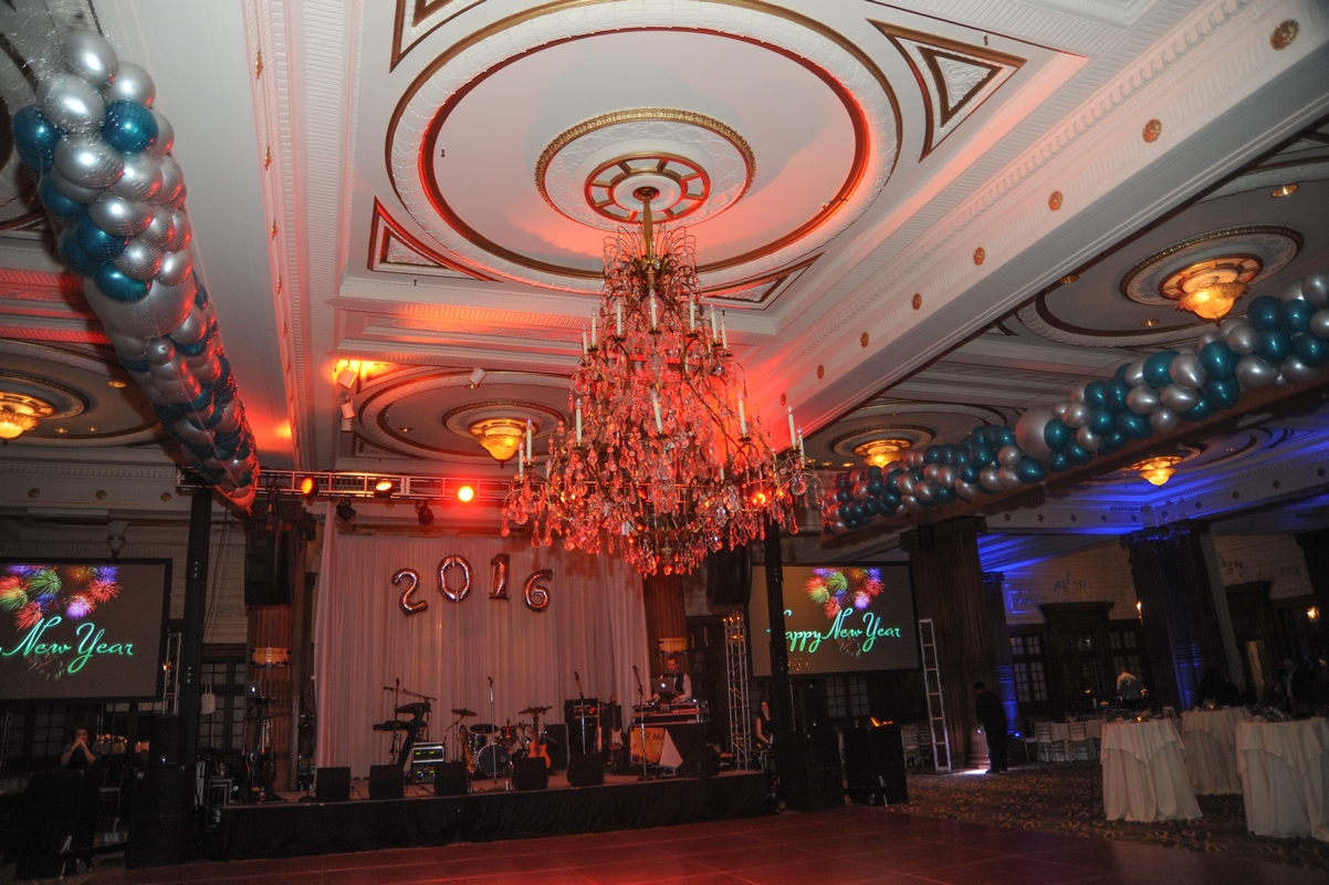 The Crystal Tea Room Philadelphia New Years Eve Parties