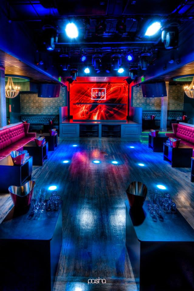 ICON Nightclub | NYE PARTY