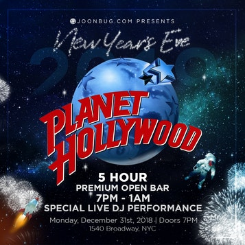 Planet Hollywood Times Square