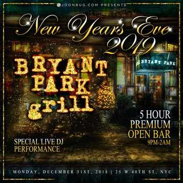 Bryant Park Grill