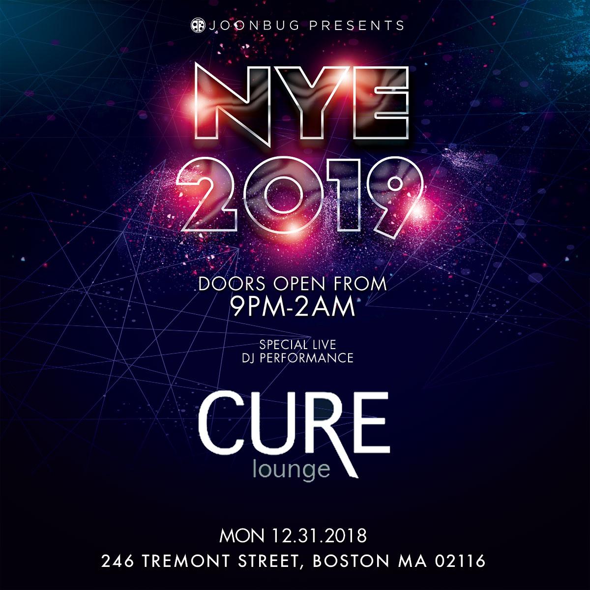 Atlanta New Years Eve 2018