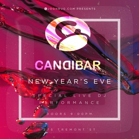Candibar New Years Eve 2019