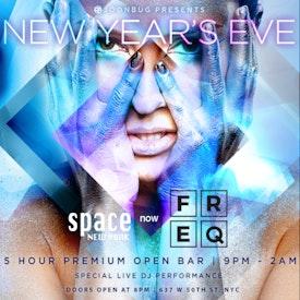 FREQ aka Space NYC