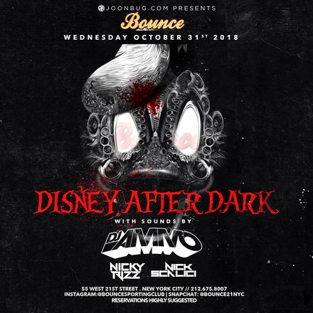 Disney After Dark for Halloween 2018