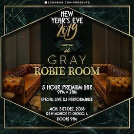 Robie Room At The Kimpton Gray Hotel