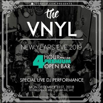 The VNYL NYE Party