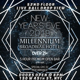 New York City Nye Events New York City Nye Events