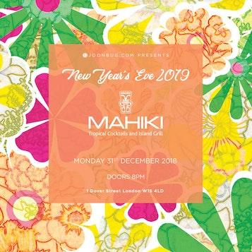 Mahiki Mayfair NYE Party
