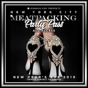 PARTY PASS - Meatpacking