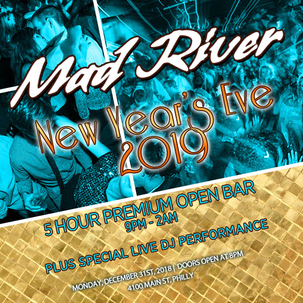 Mad River | New Years Events