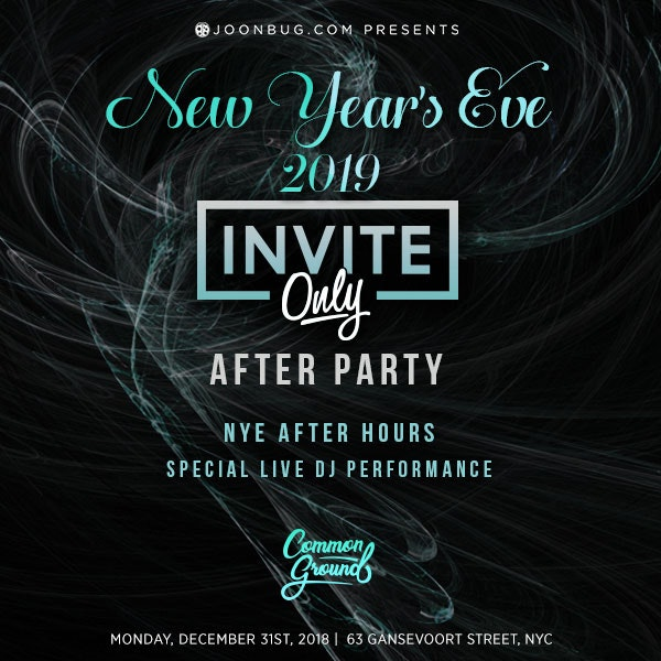 Invite Only After Party (formerly Griffin)