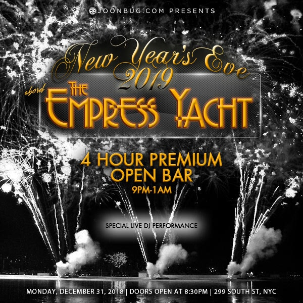 The Nautical Empress Yacht New York Cruises Buy
