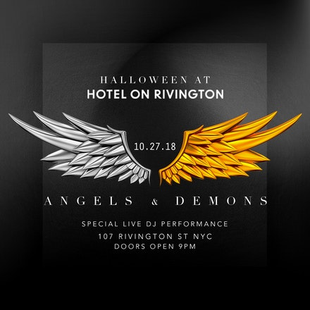 hotel on rivington new york halloween parties buy tickets now