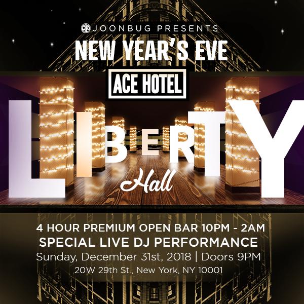 Ace Hotel- Liberty Hall
