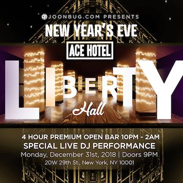 Ace Hotel - Liberty Hall