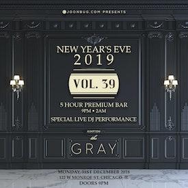 Vol. 3 At The Kimpton Grey Hotel
