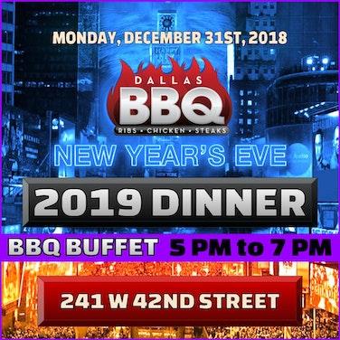 Dallas BBQ Dinner