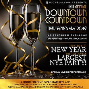 Joonbug New Years Eve