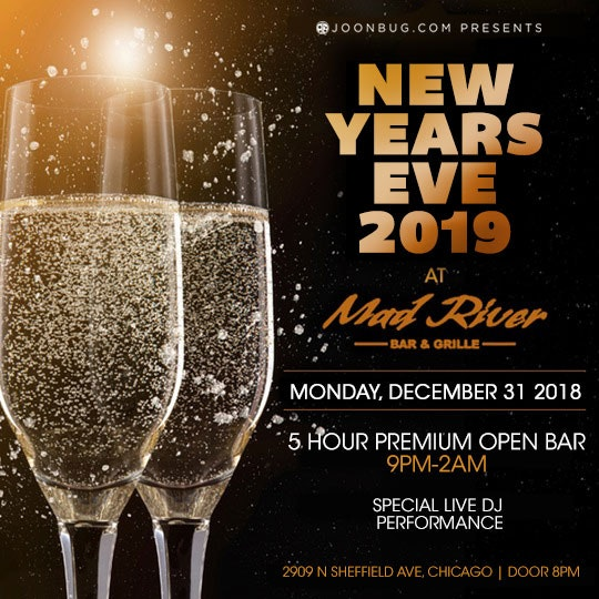 Mad River New Years Flyer