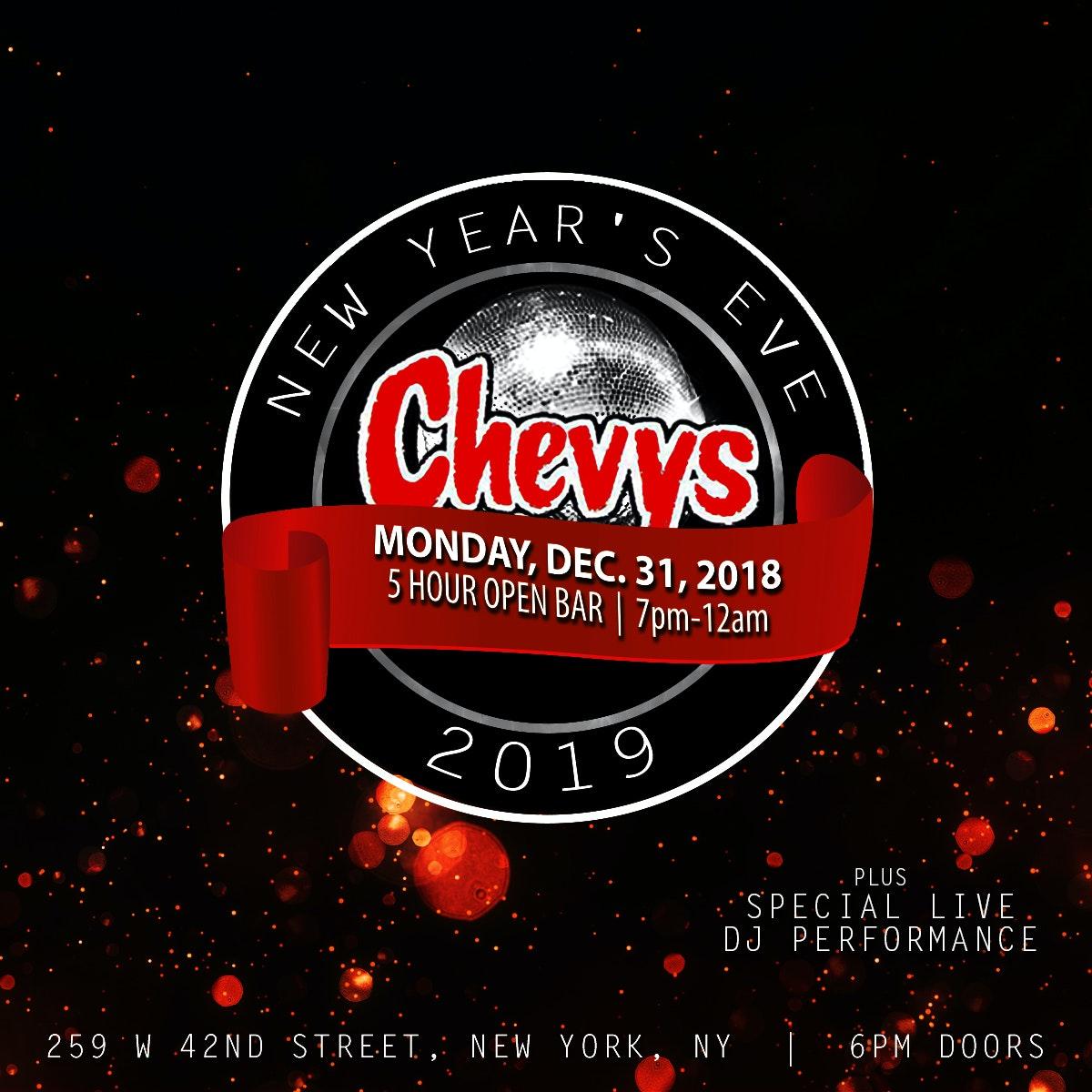 Chevys Times Square
