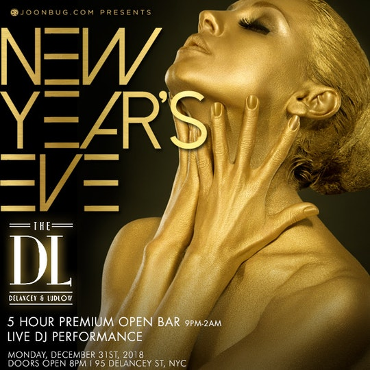 The DL New York VIP Years Parties