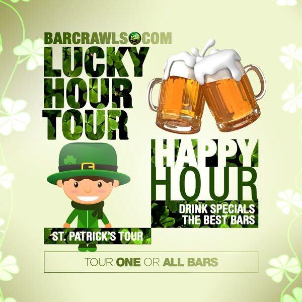 Boston St Patrick's Bar Crawl Day 2