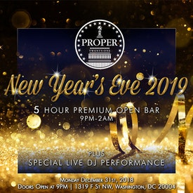 Washington Dc Nye Events Get Tickets Now