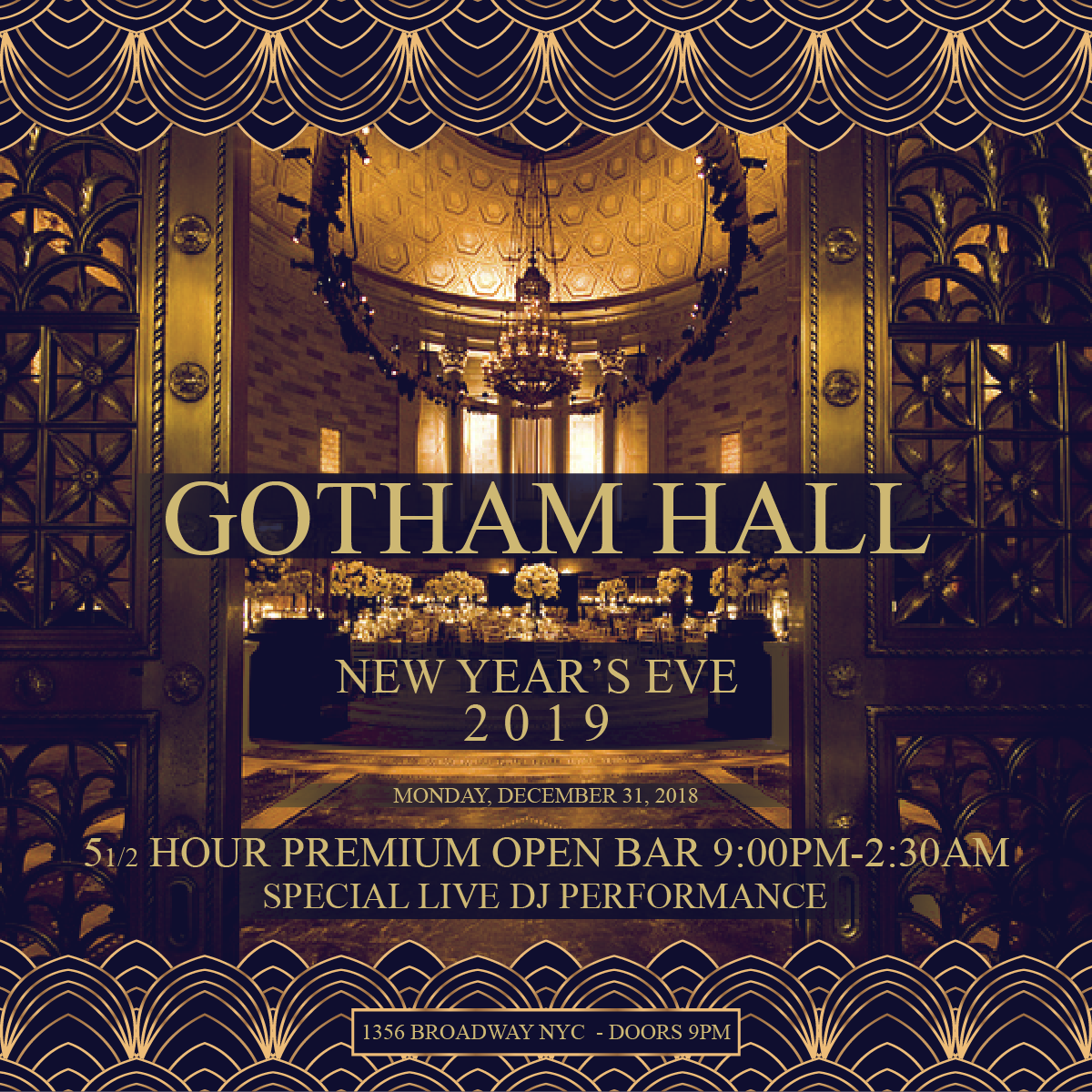 Cipriani New Years Eve