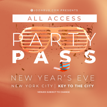 PARTY PASS - NYC All Access