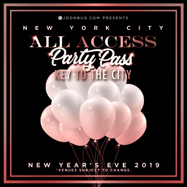 PARTY PASS -  All Access