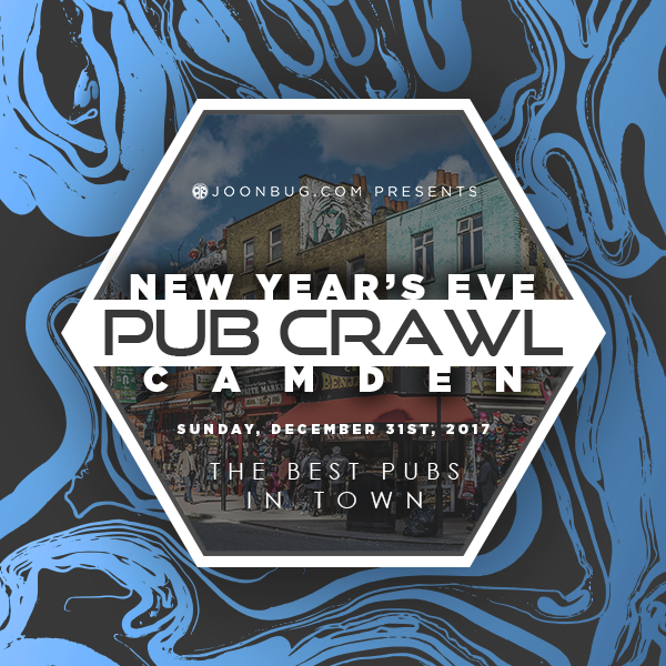 The Camden NYE Pub Crawl