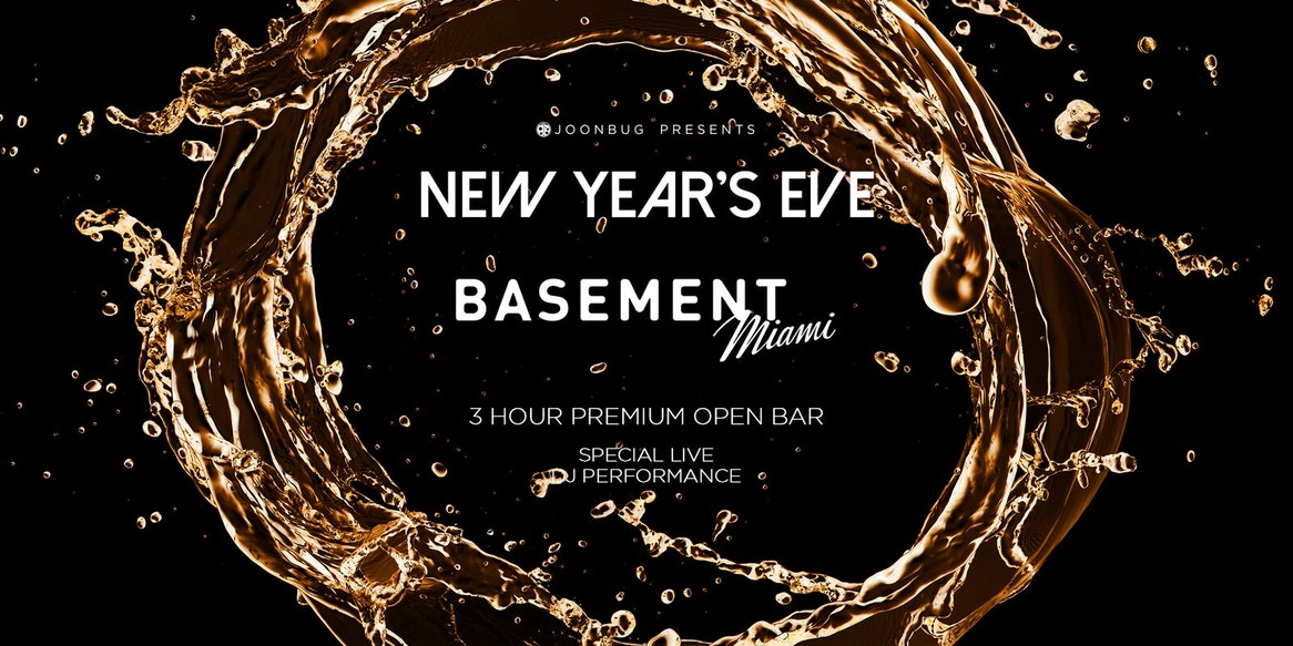 New Year's Eve 2019 at Basement