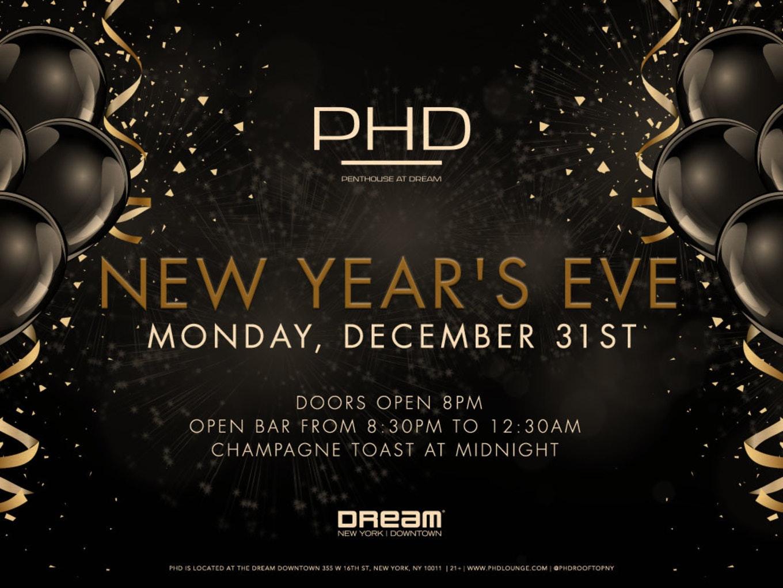 PH-D at Dream Downtown