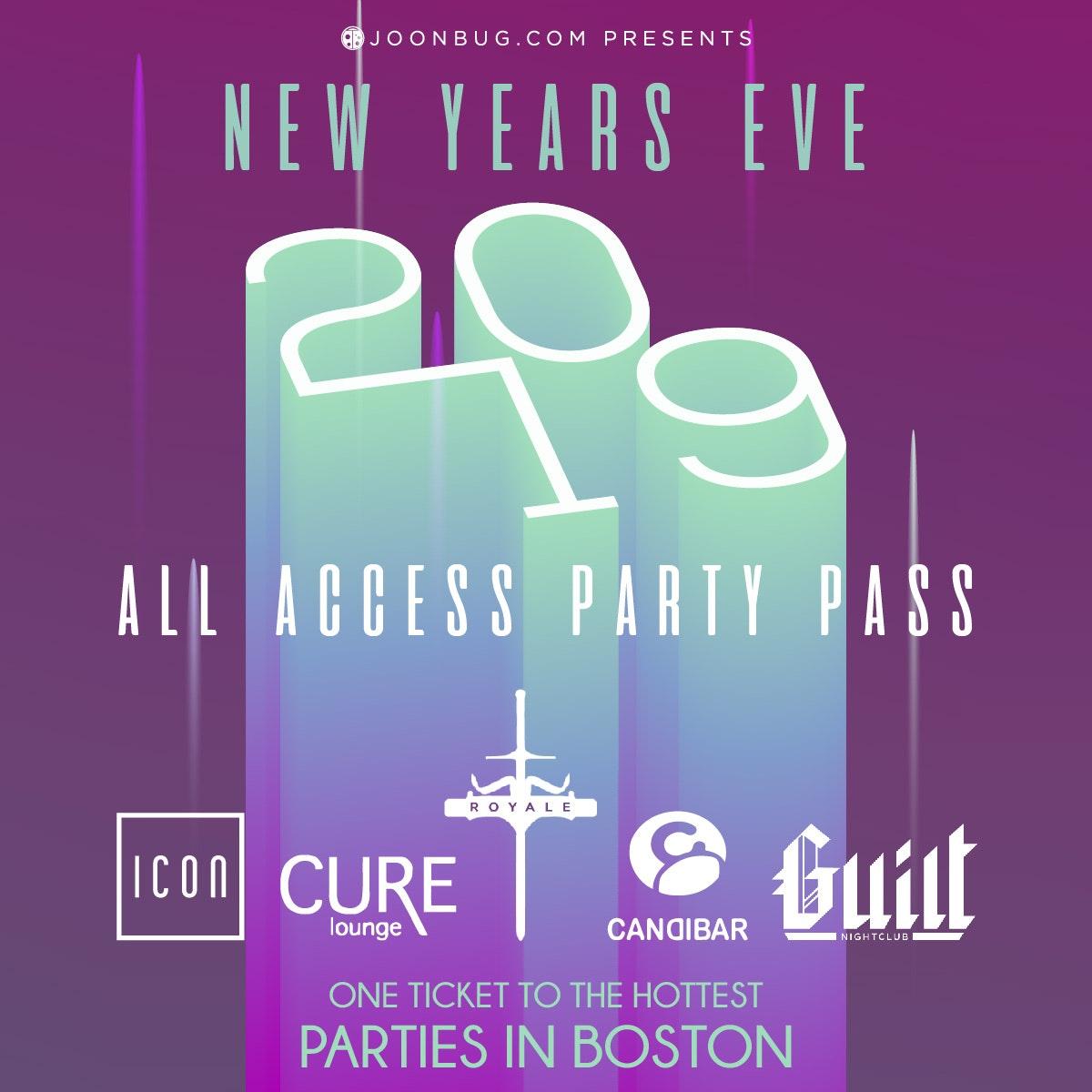 Boston All Access Pass