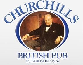 Churchill's British Pub
