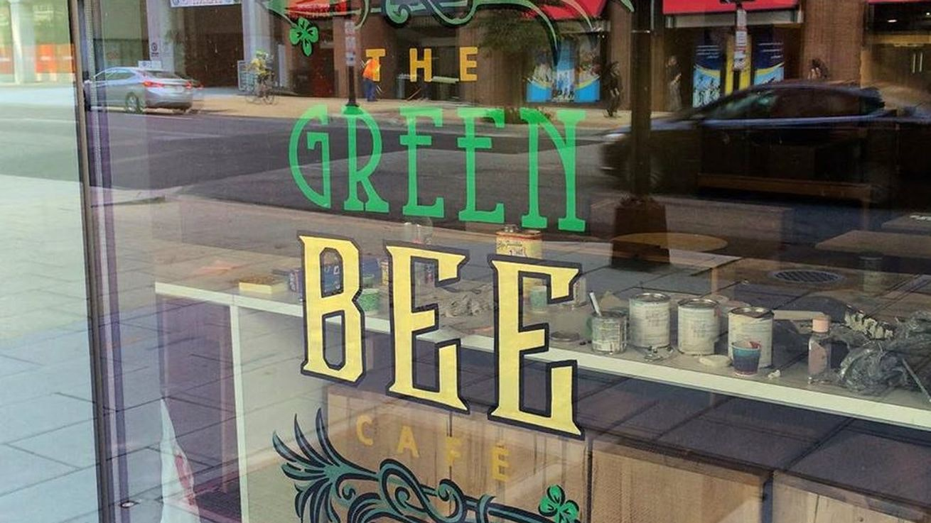 The Green Bee Cafe