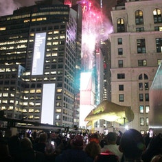 AMC Times Sq NYE Ball Drop Live View