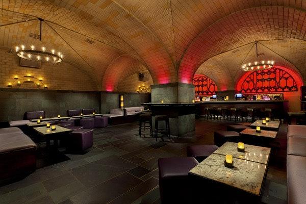 Cellar Bar at Bryant Park Hotel