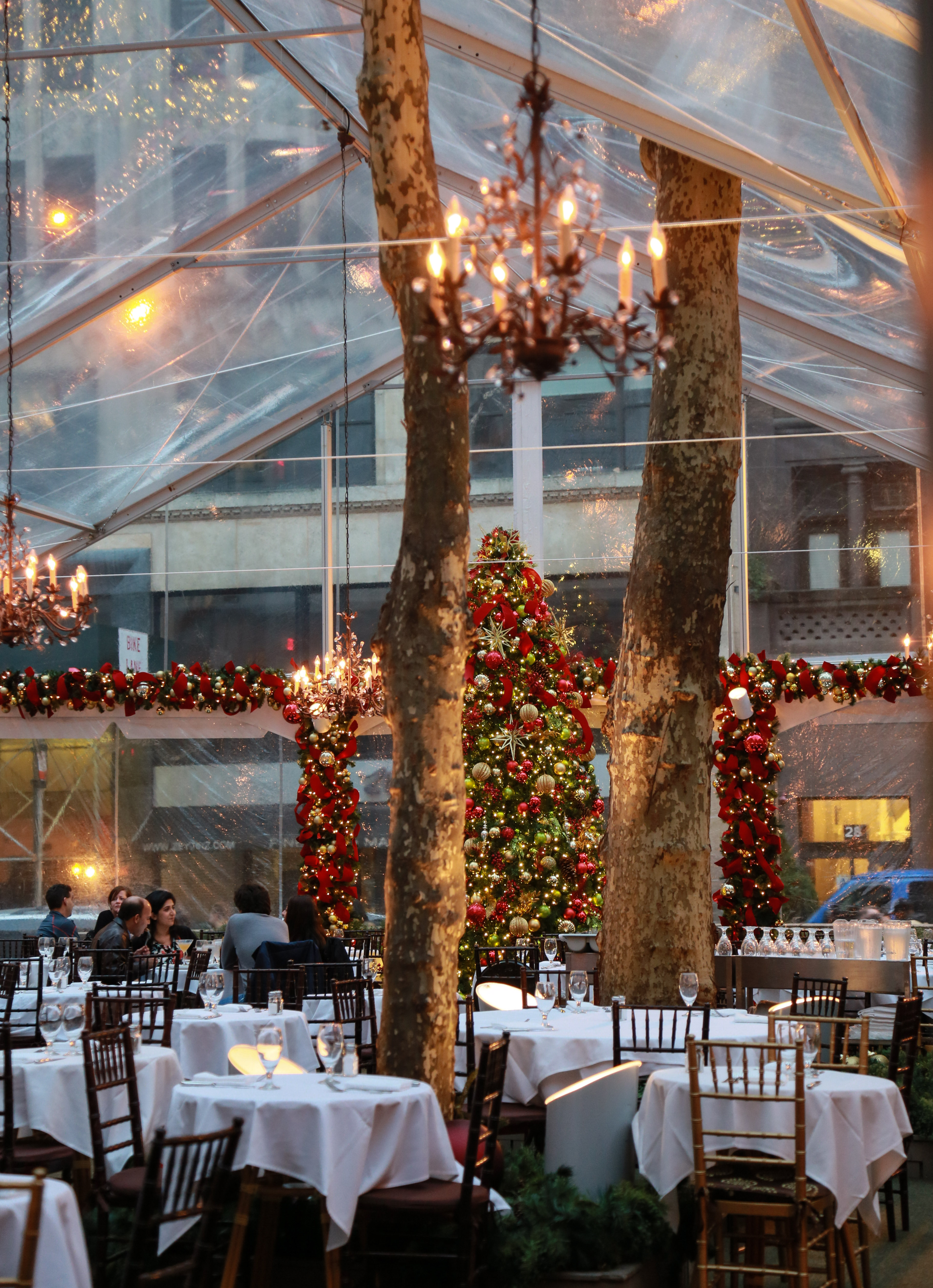 Bryant Park Grill New Years Events
