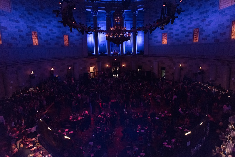 Gotham Hall New Years Events