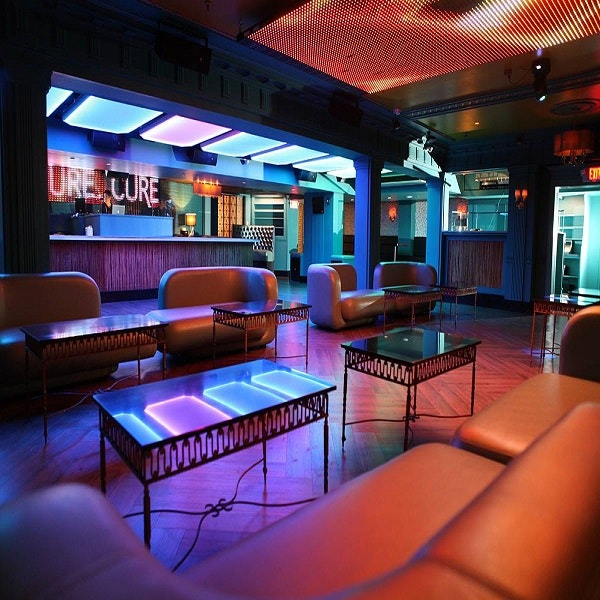 Cure Lounge Boston New Years Parties Buy Tickets Now